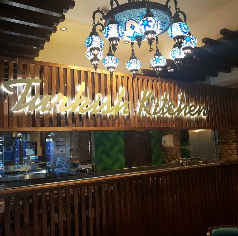 UK, turkish kitchen, Anglia (Brentwood),